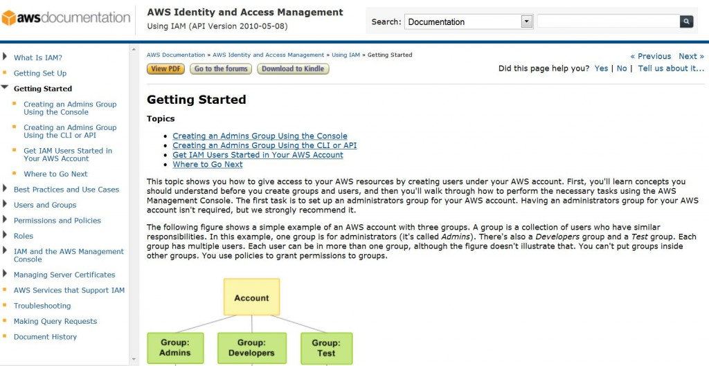AWS Getting Started5
