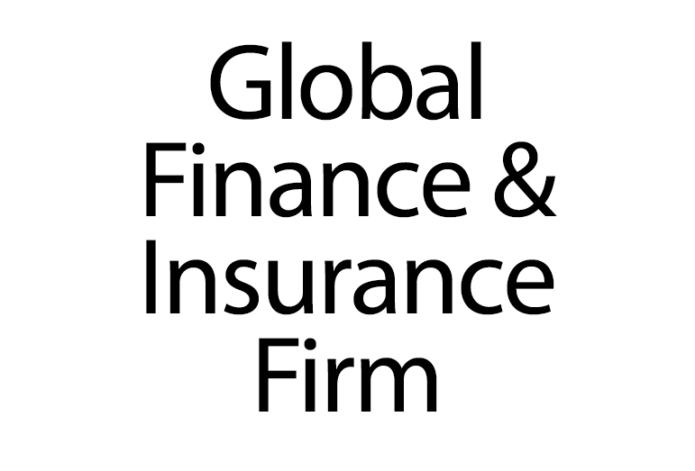 Finace & Insurance Firm