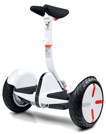 Win a Custom Segway Mini Pro at AWS re:Invent