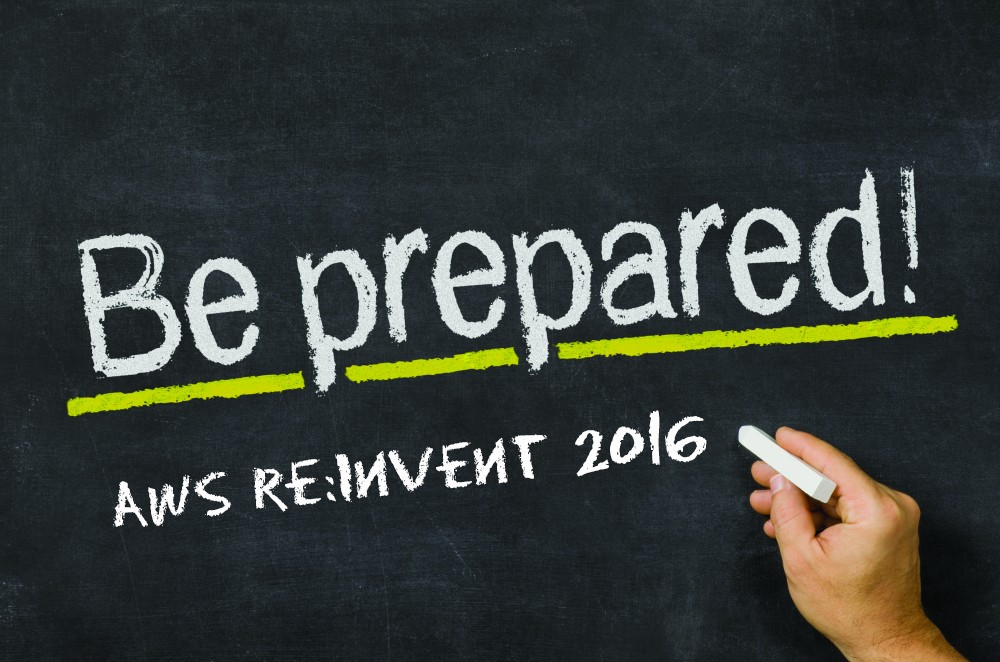 The Top 5 Things to Avoid at AWS re:Invent 2016