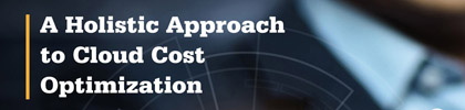 A Holistic Approach to Cloud Cost Optimization eBook